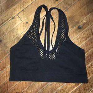 Victoria's Sport M yoga/workout crossover bra